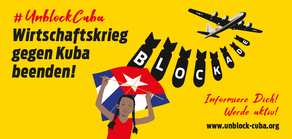 »Unblock Cuba«