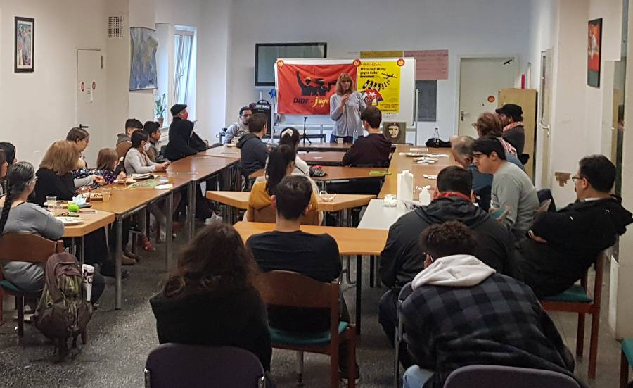 Kuba-Soliabend in Krefeld