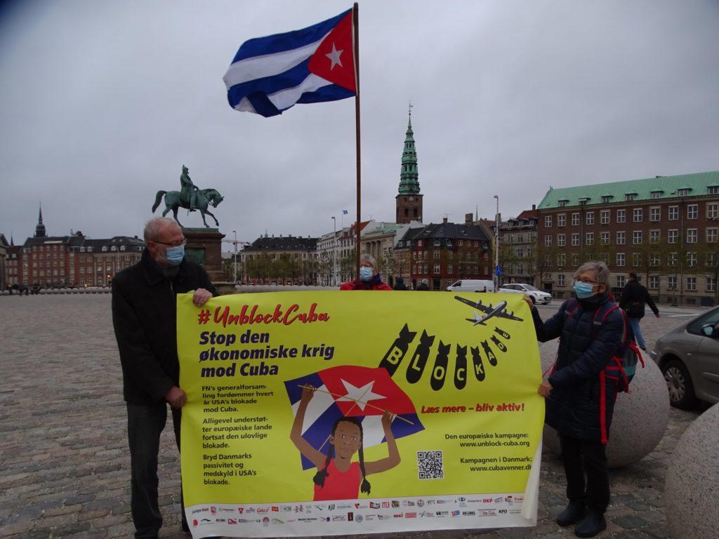 Unblock Cuba-Tour in und um Kopenhagen