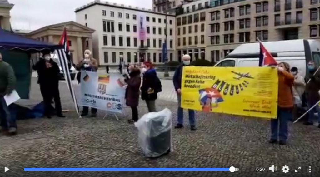 Aktionstage gegen die Blockade