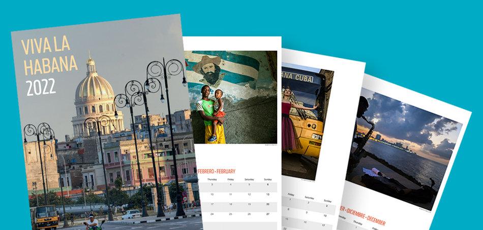 Kuba-Solidaritätskalender für 2022